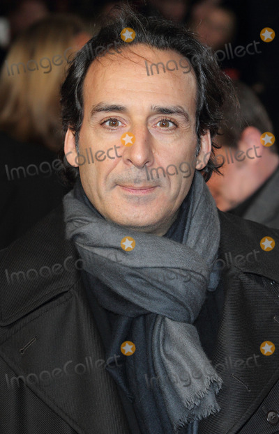 Alexander Desplat Photo - London UK   Alexander Desplat  at theUK Premiere of Unbroken held at the Odeon Leicester Square London 25th November 2014 RefLMK73-50169-261114 Keith MayhewLandmark Media WWWLMKMEDIACOM