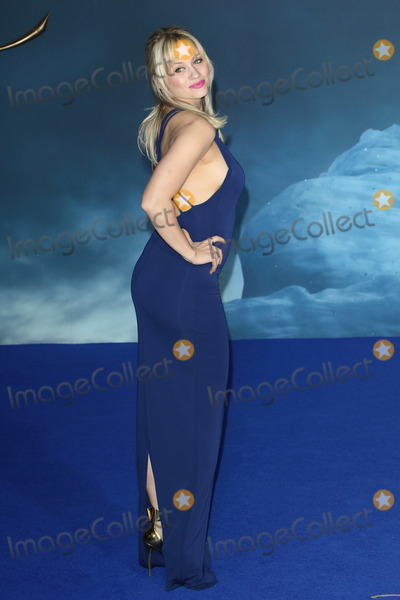 Cinderella Photo - London UK Kimberly Wyatt at the UK Premiere of Cinderella at Odeon Leicester Square London on March 19th 2015Ref LMK73-50753-200315Keith MayhewLandmark Media WWWLMKMEDIACOM