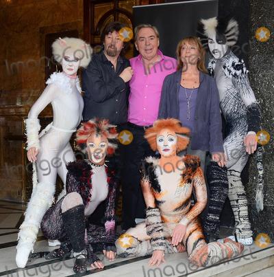 Trevor Nunn Photo - London UK  Trevor Nunn Andrew Lloyd Webber and Gillian Lynne attend photo call to launch the new production of Cats at The London Palladium Argyll Street London on Monday 7th July  2014Ref  LMK392 -49008-070714Vivienne VincentLandmark Media WWWLMKMEDIACOM