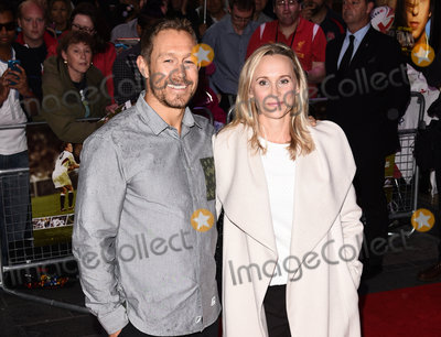 Jonny Wilkinson Photo - London UK Jonny Wilkinson and Shelly Jenkins at the World Premiere of Building Jerusalem at The Empire Leicester Square London on Tuesday 1 September 2015 Ref LMK392 -58088-020915Vivienne VincentLandmark Media WWWLMKMEDIACOM