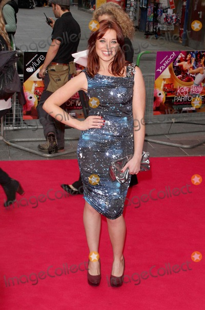 Anna Nightingale Photo - London UK  Anna Nightingale at UK premiere of  Katy Perry Part of Me 3D at the Empire Leicester Square London 3rd July  2012Keith MayhewLandmark Media