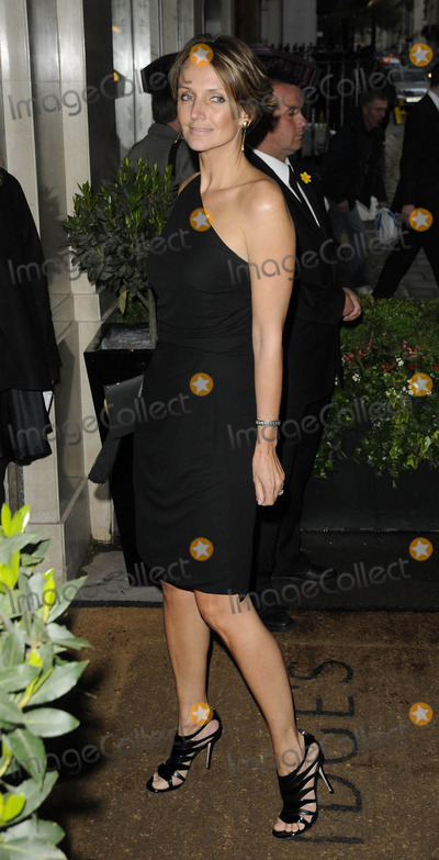 Saffron Aldridge Photo - London UK Saffron Aldridge at the Marie Curie Cancer Care fundraising dinner hosted by Heather Kerzner held at The Claridges Hotel Brook St 15th May 2012Can NguyenLandmark Media
