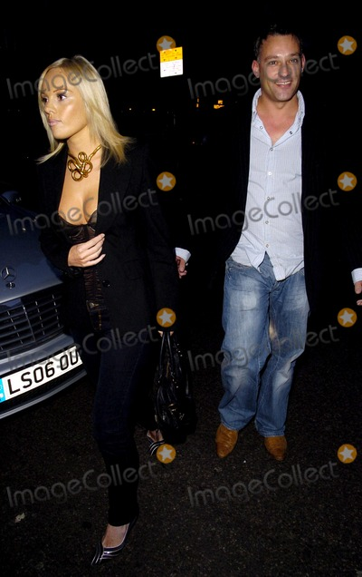 Nancy Lam Photo - London UK Michelle Dewberry and Toby Anstis at the Nancy Lams Inspirational Menu launch party held at Mahiki nightclub in London 4th July 2007Can NguyenLandmark Media
