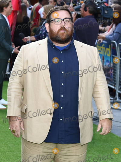 Nick Frost Photo - London UK Nick Frost at The Festival World Premiere at Cineworld Leicester Square London on Monday 13th August 2018Ref LMK73-J2471-140818Keith MayhewLandmark MediaWWWLMKMEDIACOM