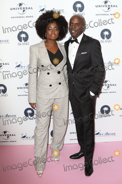 Amy Winehouse Photo - LondonUK Clara Amfo and Trevor Nelson  at the Amy Winehouse Foundation Gala held at the Dorchester Hotel Park Lane London 5th  October 2017RefLMK73-S815-061017Keith MayhewLandmark MediaWWWLMKMEDIACOM