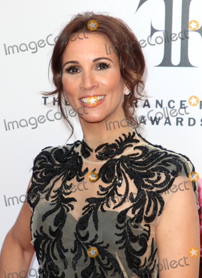 Andrea Mclean Photo - London UK Andrea McLean at Fifis - Fragrance Foundation Awards 2019 at The Brewery Chiswell Street London on May 16th 2019Ref LMK73-J4890-170519Keith MayhewLandmark MediaWWWLMKMEDIACOM