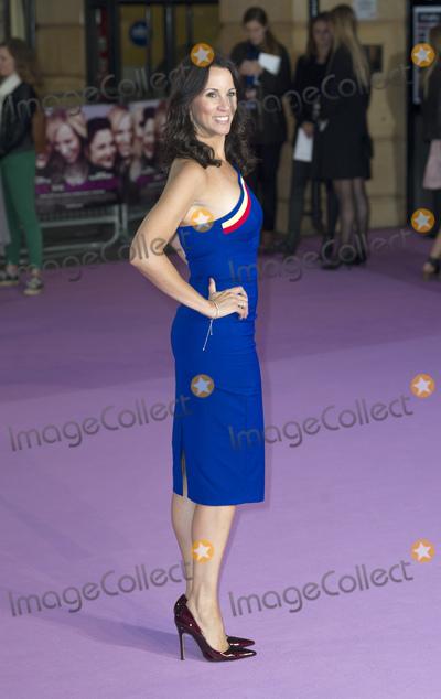 Andrea Mclean Photo - London UK Andrea McLean at the European Premiere of Miss You Already at Vue West End on September 17 2015 in London EnglandRef LMK386-58174-180915Gary MitchellLandmark Media WWWLMKMEDIACOM