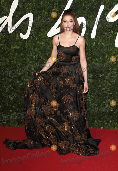 Nicolas Cazal Photo - London UK Nicola Roberts at the Fashion Awards 2019 at Royal Albert Hall London December 2nd 2019 Ref LMK73-J5890-031219Keith MayhewLandmark MediaWWWLMKMEDIACOM