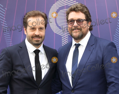 Alfie Boe Photo - London UK Alfie Boe and Michael Ball  at the Nordoff Robbins O2 Silver Clef Awards at Grosvenor House Park Lane London on Friday 30 June 2017Ref LMK73-S431-020717Keith MayhewLandmark Media WWWLMKMEDIACOM