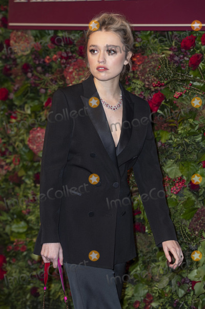 Anouk Aim Photo - London UK Aimee Lou Wood at the 65th Evening Standard Theatre Awards London Coliseum London England on the 24tht November 2019Ref LMK386-J5854-251119Gary MitchellLandmark MediaWWWLMKMEDIACOM