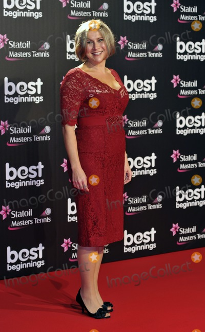 Alison Baum Photo - London UK Alison Baum at Statoil Masters Tennis Red Carpet Arrivals at Royal Albert Hall London England 4th December 2013Ref LMK386-46114-051213Gary MitchellLandmark Media WWWLMKMEDIACOM
