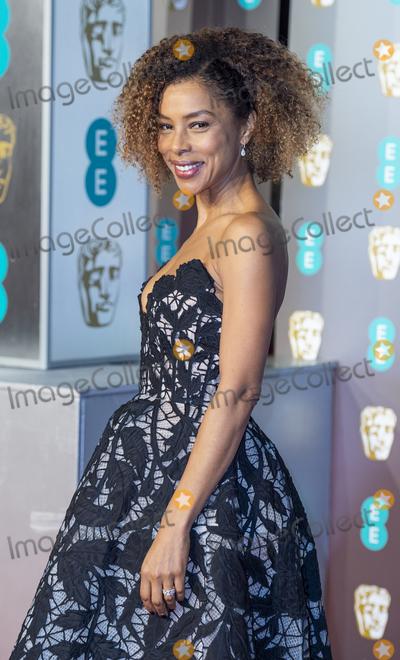 Sophie Okonedo Photo - London UK Sophie Okonedo  at EE British Academy Film Awards at the Royal Albert Hall Kensington London on Sunday February 10th 2019Ref LMK386-S2120-110219Gary MitchellLandmark Media WWWLMKMEDIACOM