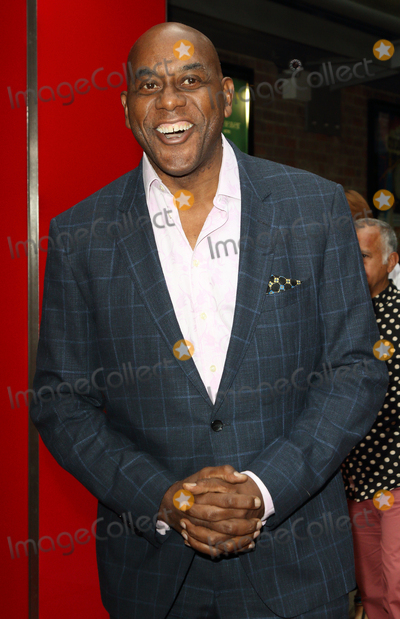 Ainsley Harriott Photo - LondonUK Ainsley Harriott at the Tanguera   press night  Sadlers Wells Theatre Rosebery Avenue London on 20th July 2017RefLMK73-S521-1210717Keith MayhewLandmark MediaWWWLMKMEDIACOM