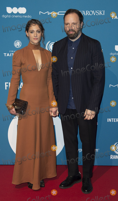 Yorgos Lanthimos Photo - London UK Ariane Labed and Yorgos Lanthimos at  the 21st British Independent Film Awards at Old Billingsgate on December 02 2018 in London EnglandRef LMK386-J3060-031218Gary MitchellLandmark MediaWWWLMKMEDIACOM