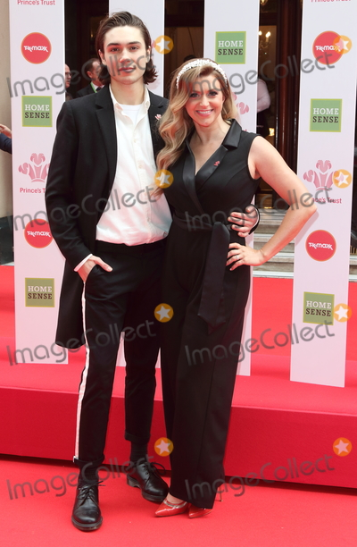 Anna Williamson Photo - LondonUK  Anna Williamson and George Shelley at The Princes Trust TK Maxx and Homesense Celebrate Success Awards at The London Palladium Argyll Street London 13th March 2019RefLMK73-S2280-140319Keith MayhewLandmark MediaWWWLMKMEDIACOM