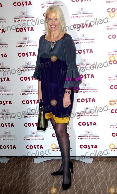 Anneka Rice Photo - London UK Anneka Rice  at the Costa Book Awards at the Intercontinental Hotel Park Lane London 27th January 2009 Chris JosephLandmark Media
