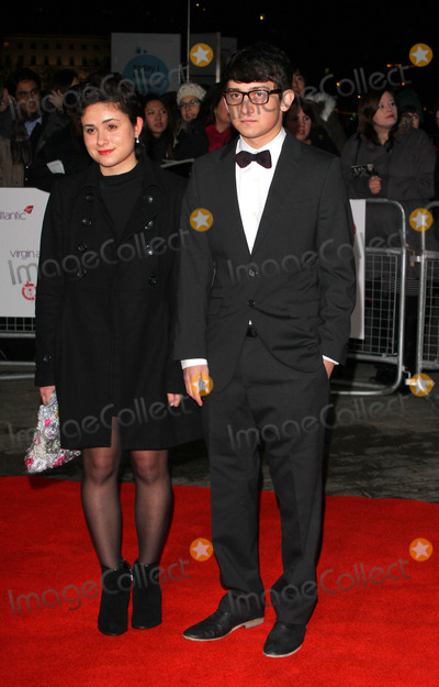 Craig Stevens Photo - London UK  Yasmin Paige and Craig Stevens    at the London Film Critics Circle Awards BFI (British Film Institute) Southbank London 19th January 2012 Keith MayhewLandmark Media