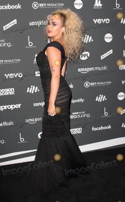 Tallia Storm Photo - London UK Tallia Storm at Red carpet arrivals board for the AIM Independent Music Awards 2019 held at the Roundhouse Camden London on September 3rd 2019Ref LMK73-J5392-040919Keith MayhewLandmark MediaWWWLMKMEDIACOM