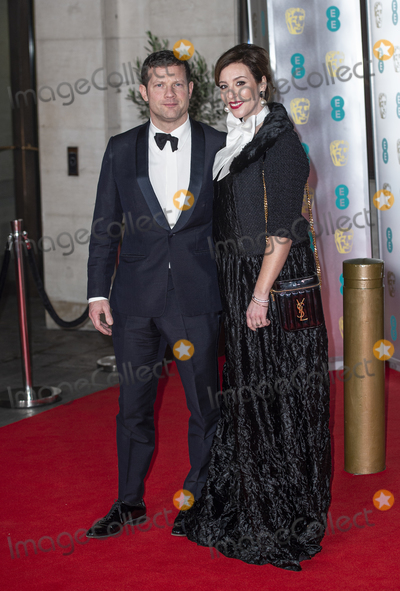 Dermot OLeary Photo - London UK  Dermot OLeary and Dee Koppang   at the EE British Academy Film Awards 2020 After Party at The Grosvenor House Hotel 2nd February 2020  RefLMK386-S2825-030220Gary MitchellLandmark Media WWWLMKMEDIACOM