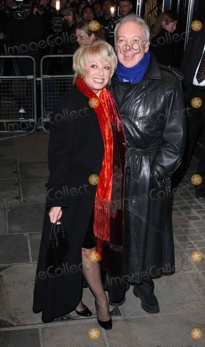 Nickolas Grace Photo - London UK   Elaine Page and Nickolas Grace at the Opening NIght and World Premiere of the new musical Love Never Dies held at the Adelphi Theatre in The Strand9 March 2010Ref   Keith MayhewLandmark Media