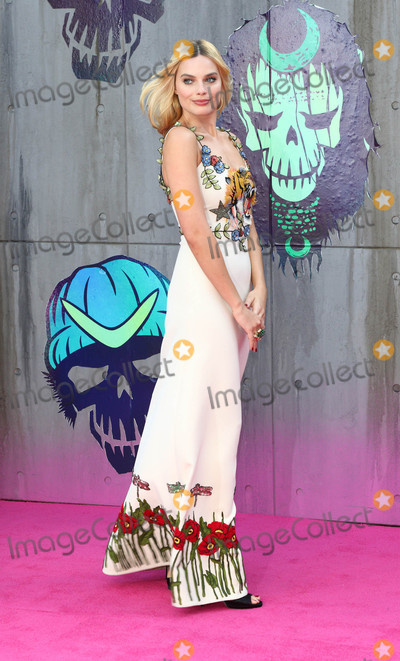 Margot Robbie Photo - London UK Margot Robbie at the European Premiere of Suicide Squad at the Odeon Leicester Square London on August 3rd 2016Ref LMK73-60940-040816Keith MayhewLandmark MediaWWWLMKMEDIACOM