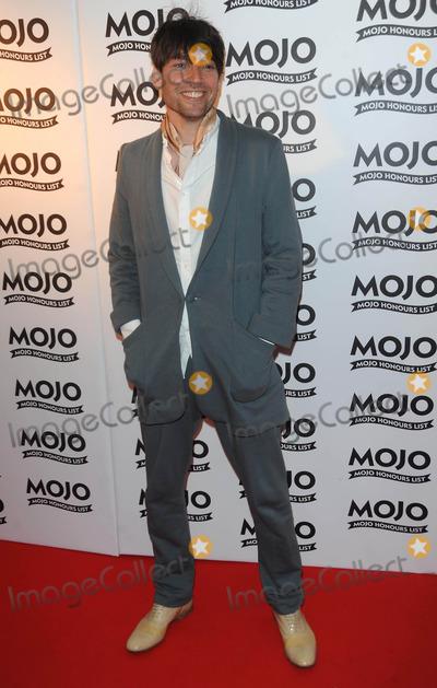 Alex James Photo - London UK  Alex James  at the 2010 Mojo Awards held at The Brewery10 June 2010Andy LomaxLandmark Media