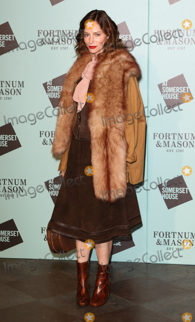 Sienna Guillory Photo - LondonUK Sienna Guillory at Skate at Somerset House VIP Launch London on 17th November 2015   Ref LMK73-58892-171115Keith MayhewLandmark Media WWWLMKMEDIACOM