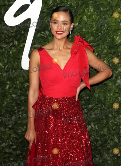Nathalie Emmanuelle Photo - London UK Nathalie Emmanuel at the Fashion Awards 2019 at Royal Albert Hall London December 2nd 2019 Ref LMK73-J5891-031219Keith MayhewLandmark MediaWWWLMKMEDIACOM