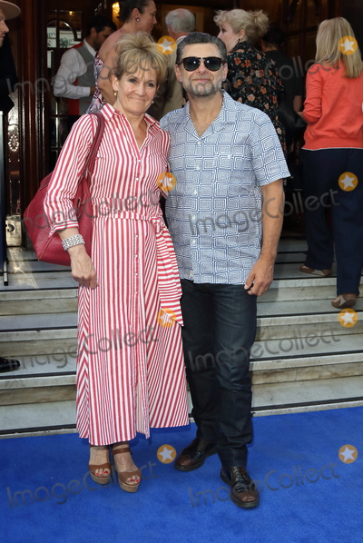 Andy Serkis Photo - London UK Andy Serkis and Lorraine Ashbourne at The King and I Gala Night at The London Palladium Argyll Street London on Tuesday 03 July 2018Ref LMK73-J2254-040718Keith MayhewLandmark MediaWWWLMKMEDIACOM