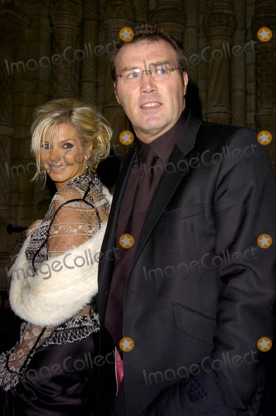 Andrew Morton Photo - London UK Andrew Morton and guest at the Festival of Trees Gala Dinner held at the Natural History Museum04 December 2007Can NguyenLandmark Media