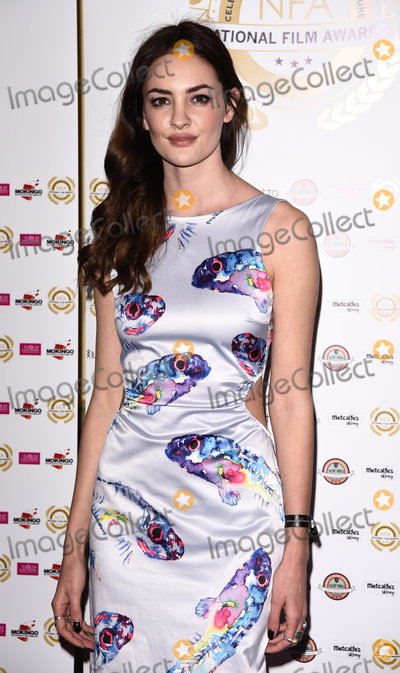 Alexandra Evans Photo - London UK Alexandra Evans  at The National Film Awards held at Porchester Hall Porchester Road London on Thursday 31 March 2016Ref LMK392 - 60124-010416Vivienne VincentLandmark Media WWWLMKMEDIACOM