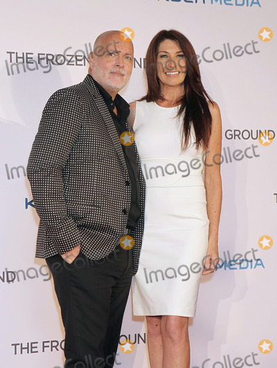 Gary Goldsmith Photo - London UK Julie-Ann Brown and Gary Goldsmith  at   The Frozen Ground Premiere at the Vue Cinema in Leicester Square in London 17th July 2013LMK12-44674-170713 JAdamsLandmark MediaWWWLMKMEDIACOM