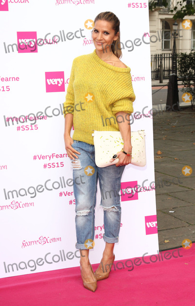 Amanda Byram Photo - London UK Amanda Byram at Fearne Cotton verycouk Fashion Show - arrivals at One Marylebone London on September 11th 2014Ref LMK73-49532-120914Keith MayhewLandmark Media WWWLMKMEDIACOM