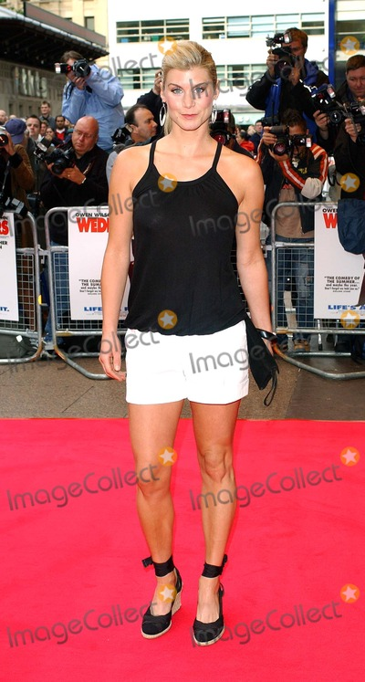 Kim Tiddy Photo - London Kim Tiddy at the Wedding Crashers Premiere held at the Odeon West End4 July 2005Eric BestLandmark Media