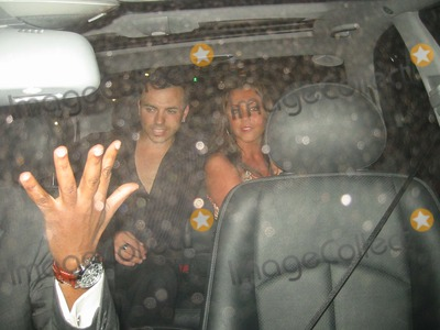 Andy Scott-Lee Photo - London UK Michelle Heaton and Andy Scott-Lee at the Crystal Nightclub London They were there for a party held by Justin Timberlake and Timberland were holding a party 12th April 2007 ZakLandmark Media