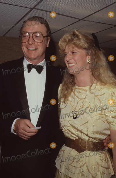 Michael Cain Photo - London UK LIBRARY Michael Caine and  Dominique Caine Mid 1980s ReCap10072020RefLMK11-SLIB100720PCAR-001  Philip CarpenterPIP-Landmark MediaWWWLMKMEDIACOM