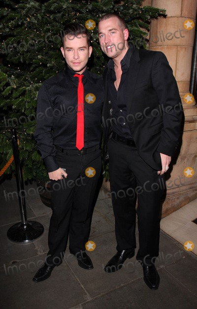 Christopher Biggins Photo - London UK Stephen Gateley and Andy Cowles at the Christopher Biggins 60th Birthday Party held at the Landmark Hotel in Marylebone London 15th December 2008Keith MayhewLandmark Media