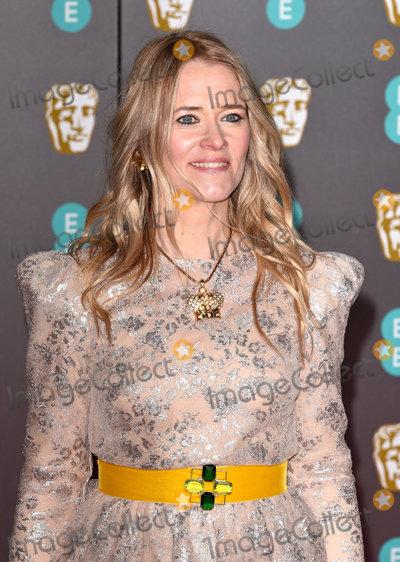 Edith Bowman Photo - London UK Edith Bowman  at the 73rd British Academy Film Awards held at The Royal Albert Hall South Kensington on Sunday 2 February 2020 Ref LMK392 -J6086-030220Vivienne VincentLandmark Media WWWLMKMEDIACOM