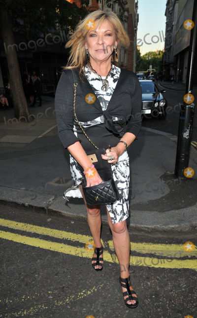 Claire King Photo - London England UK Claire King at the Rosinas Lotions  Potions vintage style skincare new range launch party Playboy Club London Old Park Lane on Thursday July 09 2015 in London England UK Ref LMK315-51740-100715Can NguyenLandmark Media WWWLMKMEDIACOM