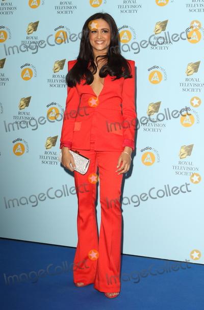 Amy-Leigh Hickman Photo - London UK Amy-Leigh Hickman at the Royal Television Awards 2018 at the Grosvenor House Park Lane London on Tuesday March 20th 2018Ref LMK73-J1754-210318Keith MayhewLandmark MediaWWWLMKMEDIACOM