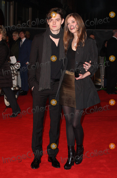 Alexandra Maria Lara Photo - London UK Sam Riley and Alexandra Maria Lara at the European Premiere of Brighton Rock at the Odeon West End Leicester Square 1st February 2011Keith MayhewLandmark Media