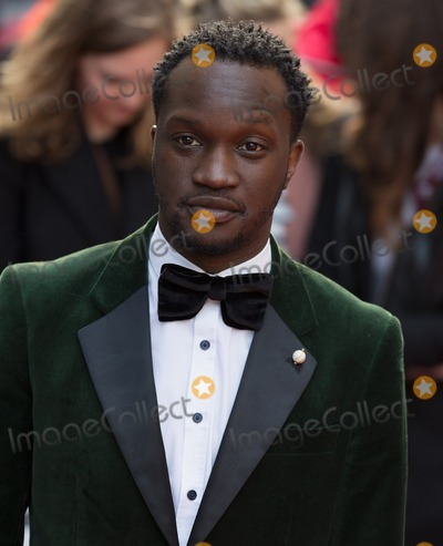 Arnold Oceng Photo - London UK Arnold Oceng  at the Jameson Empire Film Awards at the Grosvenor House Hotel in London on 29 March 2015Ref LMK12-50849-300315J AdamsLandmark MediaWWWLMKMEDIACOM