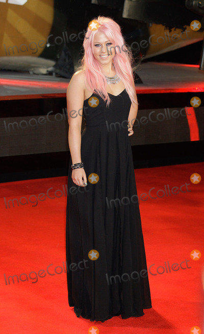 Amelia Lily Photo - London UK  Amelia Lily    at  the UK Premiere of  Bruce Willis A Good Way to Die Hard at the EmpireLeicester Square in London 7th February 2013JAdamsLandmark Media