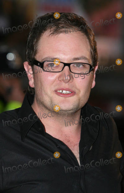 Alan Carr Photo - London UK Alan Carr at the Spider-Man 3 UK Premiere held at the Odeon Leicester Square cinema in London 23rd April 2007 Keith MayhewLandmark Media