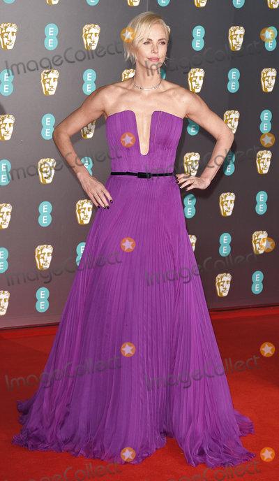 Albert Hall Photo - London UK Charlize Theron at the 73rd British Academy Film Awards held at The Royal Albert Hall South Kennsington on Sunday 2 February 2020 Ref LMK392 -J6086-030220Vivienne VincentLandmark Media WWWLMKMEDIACOM