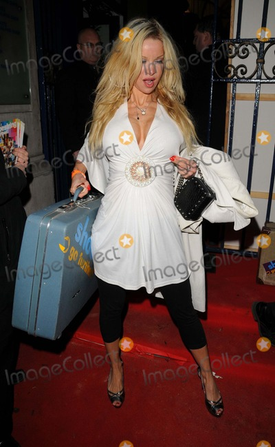 Alicia Douvall Photo - London UK Alicia Douvall  at the Shoestring Travel Company launch party La Galleria London 6th February 2008Can NguyenLandmark Media