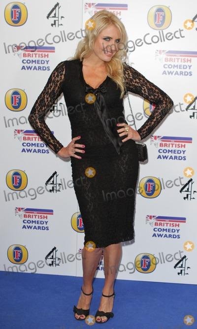 Nancy Sorell Photo - London UK Nancy Sorell    at the 2011 British Comedy Awards Indigo 02 Arena 22nd January 2011 Evil ImagesLandmark Media