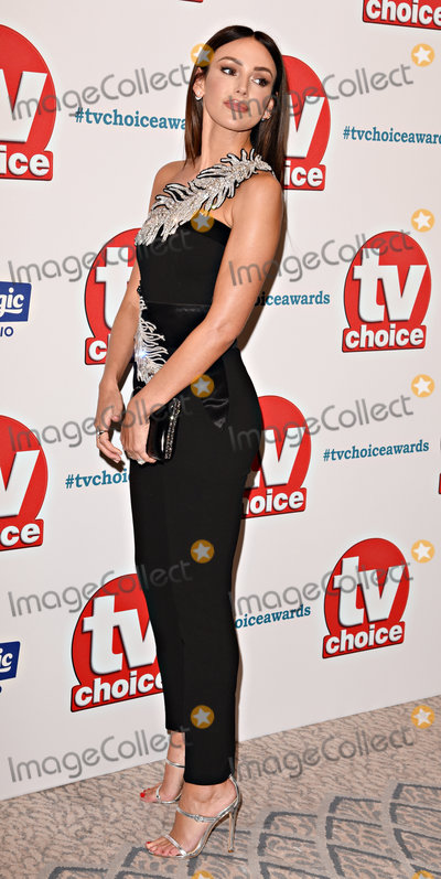 Michell Keegan Photo - London UK Michelle Keegan at The TV Choice Awards held at The Dorchester Hotel London on Monday 10 September 2018Ref LMK392-J2584-120918Vivienne VincentLandmark Media WWWLMKMEDIACOM