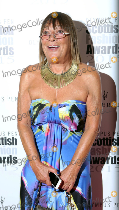 Hilary Alexander Photo - London UK Hilary Alexander at Scottish Fashion Awards 2015 in  London on Thursday 3 September 2015Ref LMK381-58099-040915Nikki LewisLandmark Media WWWLMKMEDIACOM