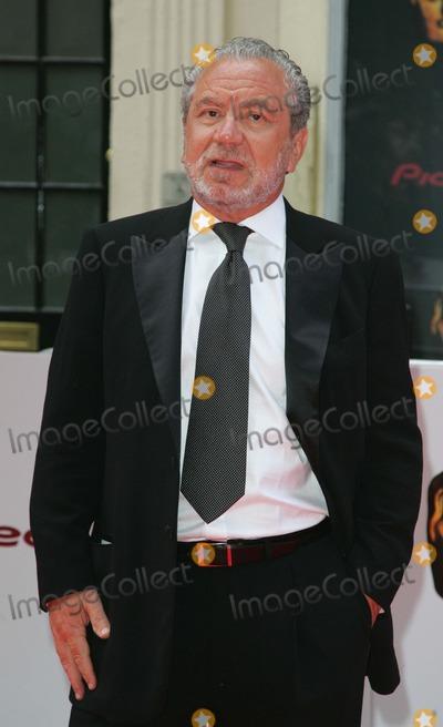 Alan Sugar Photo - LondonUK Alan Sugar at the TV BAFTA awards London Palladium 20th May 2007 Keith MayhewLandmark Media